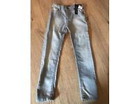 Boys river island skinny jeans age 6 brand new