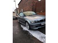 Bmw 320cd M Sport Convertible 2005