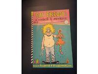 4x Furry Freak Brothers Comics
