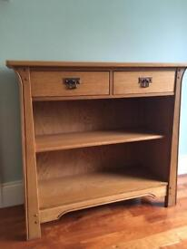 Bookcase Rossmore Cherry Solid wood