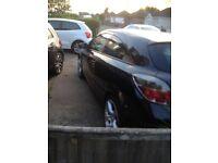 55reg black Vauxhall Astra 1.9Diesel CDti SRI
