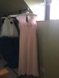 Young Bridesmaids/formal dress