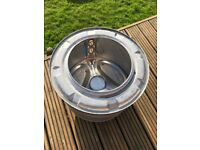 Patio Heater Fire Pit Washing Machine Drum Camping/Festivals