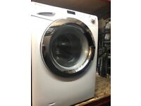 WHITE CANDY WASHER DRYER