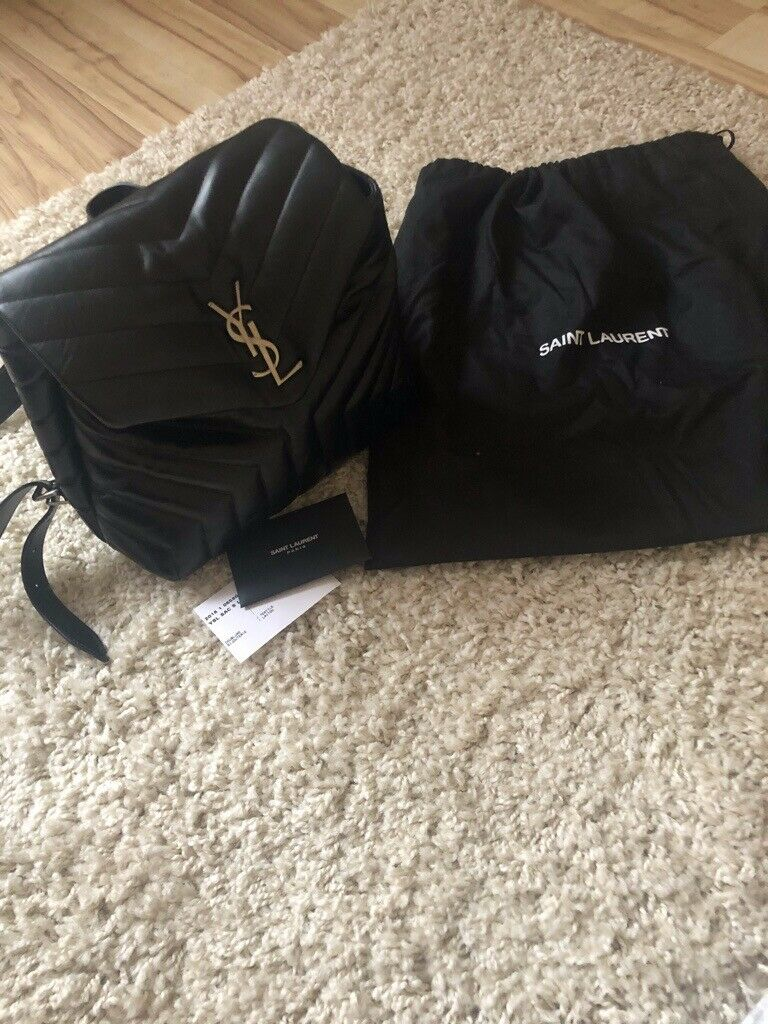 da866eda57d8 For sell backpack YSL LouLou like new! Enfield ...