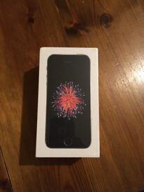 I phone se 32g on EE. New and sealed