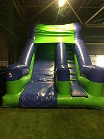Bouncy Castle Inflatable Slide Airquee 2016