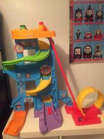 Fisher Price Little People rollercoaster