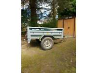 Sahara 168 tipping trailer