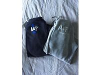 Abercrombie and Fitch zip up hoodies