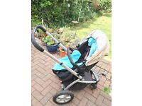 Mothercare baby buggy