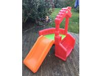 Little Tikes Playhouse Slide