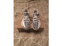 Yeezy Zebra 350 Boost Size 9.5