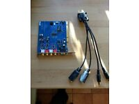 FREE to a good home. M-Audio Audiophile 2496 PCI audio/midi interface for home recording