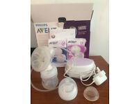 Award winning Philips AVENT Comfort Single Electric Breast Pump