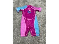 Baby girl Nabaiji swimsuit