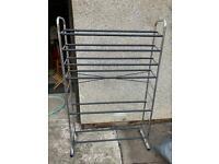 Large adjustable shoe rack