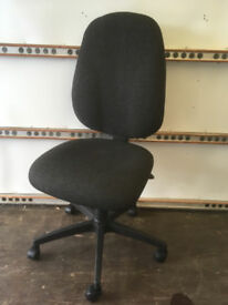 computer chair / office chair / fabric