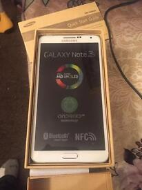 Brand news Samsung galaxy Note 3 32 GB boxed with warranty (unlocked