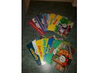 Set of 10 Thomas The Tank Engine Books