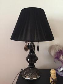 bedside or table lamp