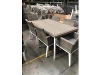 6 Seat Garden Furniture set