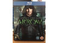 Arrow -Season 1 BluRay
