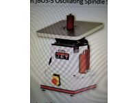JBOS-5 JET BENCHTOP OSCILLATING SPINDLE SANDER, 1/2 HP