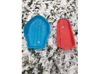 Sledges available!