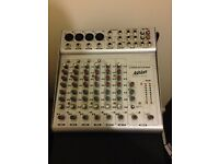 Mixer, Power Amp & Cables - Also available as seperates