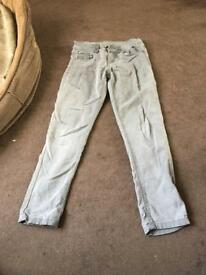 Girls Jeans size 10-11 years