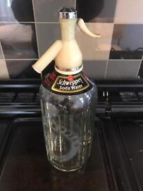 Soda bottles vintage