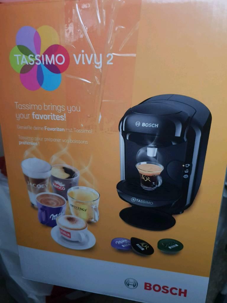 Tassimo Vivy 2 Coffee Maker Machine In Fairfield Merseyside Gumtree