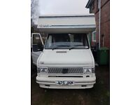 Fiat Ducato 14 Motorhome, in very good condition