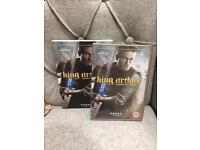 King Arthur DVD | BRAND NEW - sealed