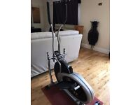 Cross trainer for for sale Used and in good condition
