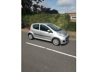 2008 08 Peugeot 107 automatic only 67000 miles 5 door hpi clear superb value
