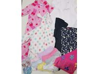 4-5 Years Old Girls Bundle Of Clothes