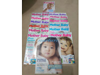 14 Free Mother and Baby magazines