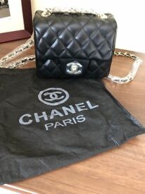 Leather NEW handbag