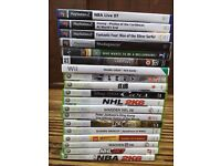 Xbox/PC/PS2/Wii game bundle