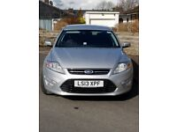 FORD MONDEO TITANIUM 2.0 DIESEL AUTOMATIC-VALE OF GLAMORGAN LICENSED PRIVATE HIRE