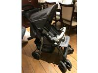 Hauck Shopper SLX All In One Pushchair Travel System