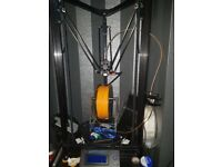 3d printer (sold as seen)