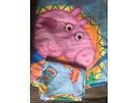 Peppa pig George duvet cover