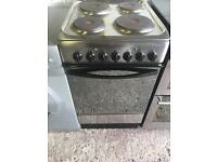 Stainless Steel Indesit 50cm Electric Cooker Fully Working Order Just £75 Sittingbourne