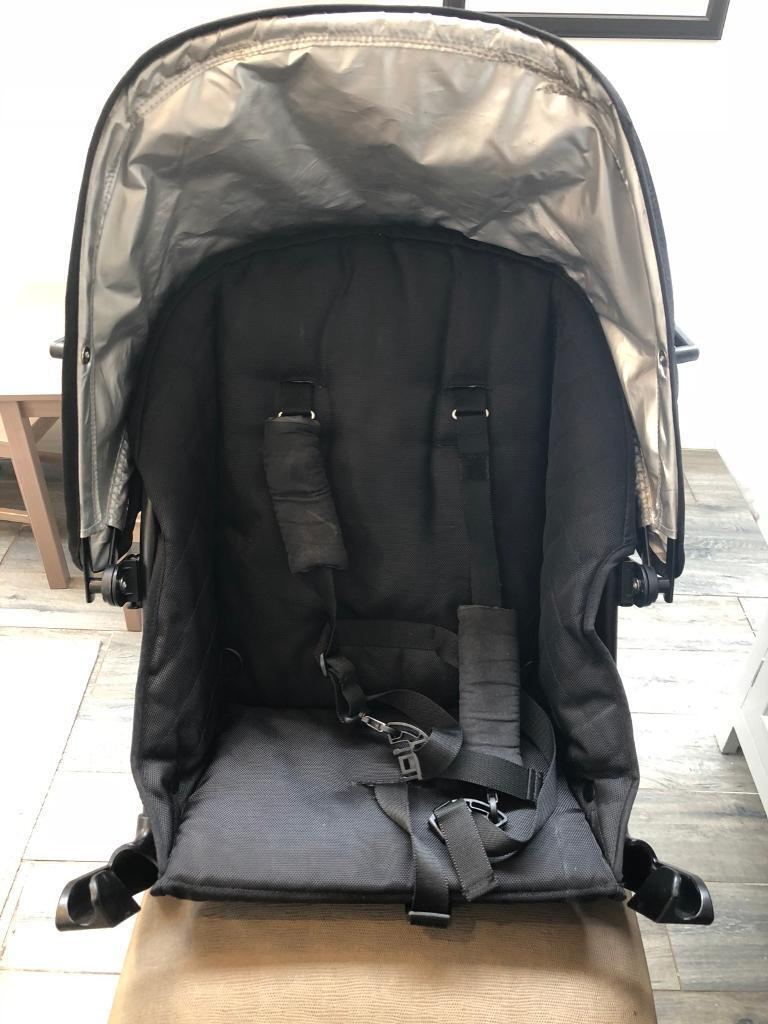 Uppababy rumble seat with rain cover | in Clapham Junction ...