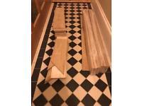 Oak flooring engineered High quality