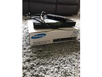 Brand new Samsung Blu-ray/DVD player