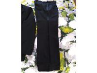 Black dinner jacket tuxedo size L / Trouser 34